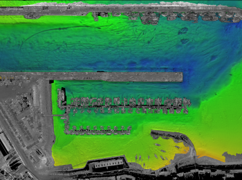 Ultrabeam Survey of Newlyn Harbour