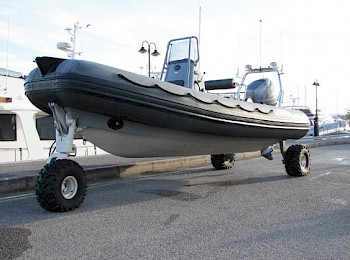 Amphibious Survey RIB