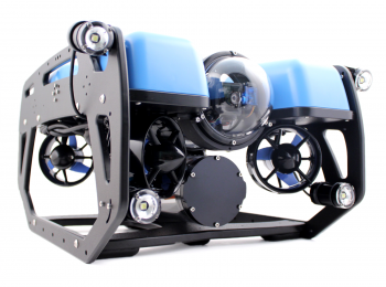 BlueROV2 High Performance Inspection ROV